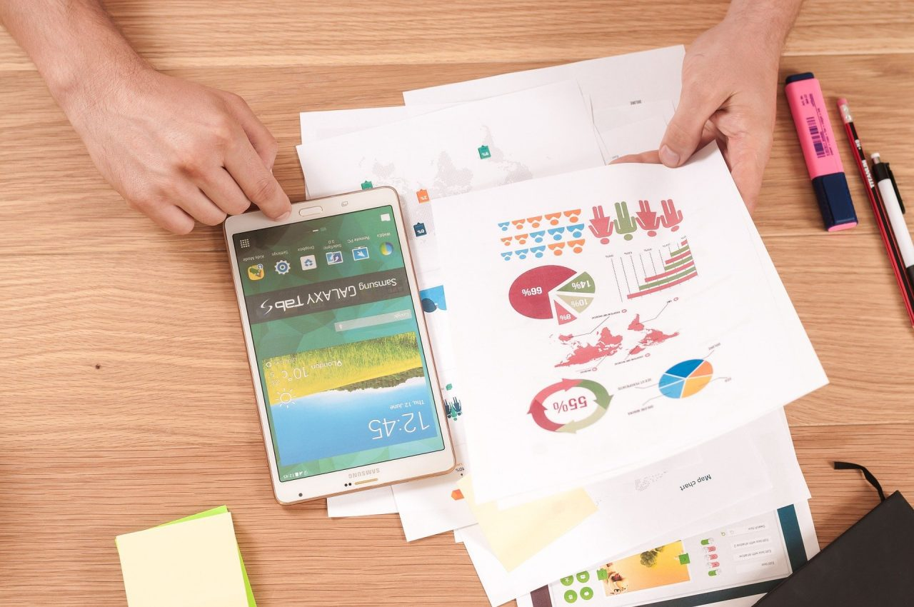 How infographics can influence your investors